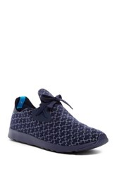 Native Apollo Moc Print Sneaker Blue