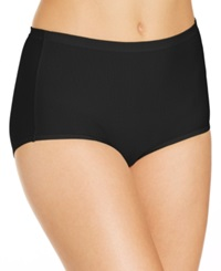 Vanity Fair Cooling Touch Brief 13123 Midnight Black