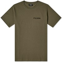 Filson Outfitter Graphic Tee Green