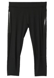 Adidas Performance Supernova 3 4 Sports Trousers Black