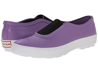 Hunter Plimsole Bright Lavender Women's Flat Shoes Purple