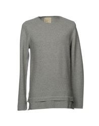Rvlt Revolution Sweaters Grey