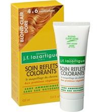 J.F.Lazartigue Colour Reflecting Conditioner In Golden Blonde 100Ml