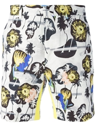 Opening Ceremony Printed Bermuda Shorts