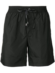 Dolce And Gabbana Swimming Trunks Black