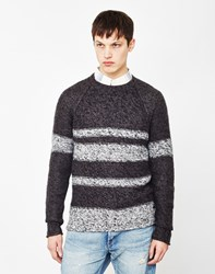 Only And Sons Callan Knitted Jumper Grey