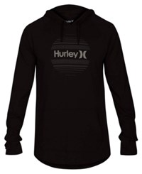 Hurley One And Only Hooded Sweatshirt Black