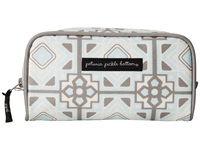 Petunia Pickle Bottom Glazed Powder Room Case Sleepy Seychelles Cosmetic Case White
