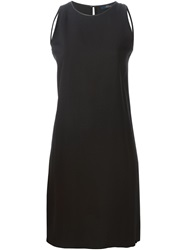 Polo Ralph Lauren Sleeveless Shift Dress Black