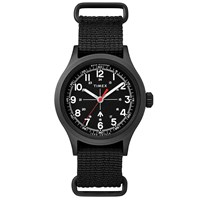 Timex X Todd Snyder Military Watch Black