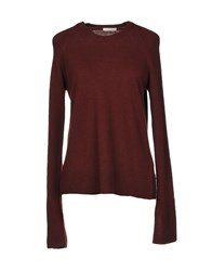 Devotion Sweaters Maroon