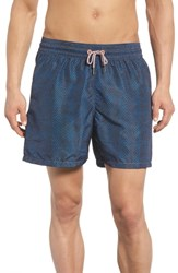Maaji Bells Beach Swim Trunks Blue