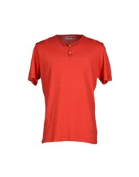 Authentic Original Vintage Style Topwear T Shirts Men Red