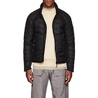 Canada Goose Hybridge Perren Down Quilted Jacket Black