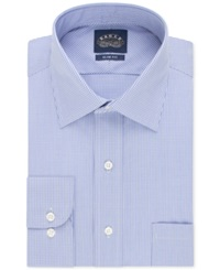 Eagle Non Iron Slim Fit Gingham Dress Shirt