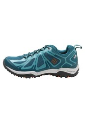 Columbia Peakfreak Ii Low Outdry Walking Shoes Deep Wave Valencia Turquoise