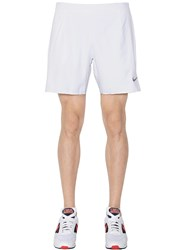 Nike Dri Fit Nylon Tennis Shorts