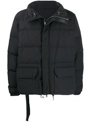 Unravel Project Padded Shell Jacket Black