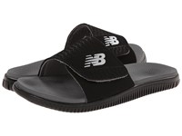 New Balance Mojo Slide Black Grey Men's Sandals