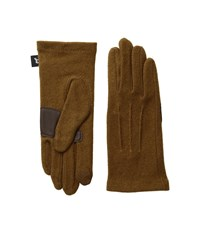 Echo Touch Basic Gloves Saddle Extreme Cold Weather Gloves Brown