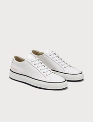 Common Projects Achilles Low In Canvas White
