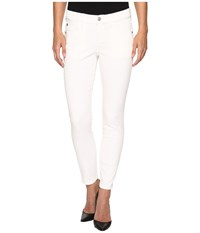 Tommy Bahama Ana Twill Ankle Pants White Women's Casual Pants