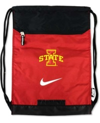 Nike Iowa State Cyclones Training Gym Bag Team Color