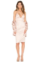 Bardot After Party Dress Pink