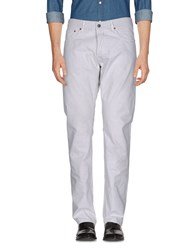 Gilded Age Casual Pants Light Grey
