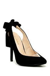 Liliana Wagner Slingback Pumps Black
