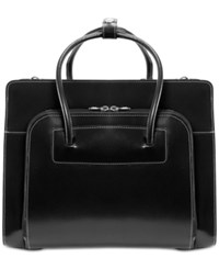 Mcklein Lake Forest Briefcase Black