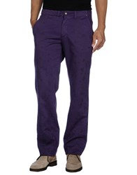 Weber Casual Pants Purple