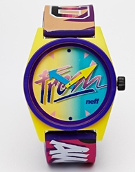 Neff Daily Wild Awesome Watch Multi