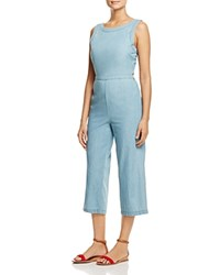 Cupcakes And Cashmere Hoffman Chambray Jumpsuit