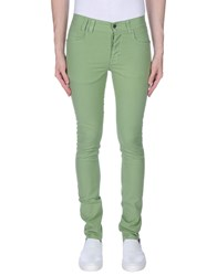 0051 Insight Casual Pants Green