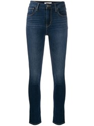 Levi's 721 High Rise Skinny Jeans 60