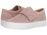 Vince Cage Putty Sport Suede Shoes Pink