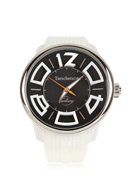 Tendence Fantasy Fluorescent Watch White
