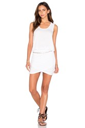Young Fabulous And Broke Elize Dress White