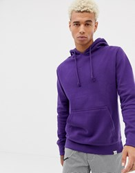 Pull And Bear Pullandbear Hoodie In Purple