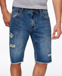 Lrg Men's Big And Tall Nomad Shorts Sure Fire Wash