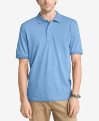 G.H. Bass And Co. Men's Pique Performance Cotton Polo Skydiver