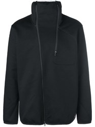 Y 3 Binding Track Jacket Black