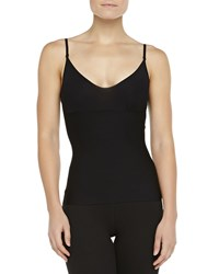 Commando Double Faced Stretch Knit Camisole Black