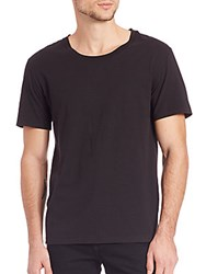 Blk Dnm Graphic Printed Tee Black