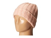 San Diego Hat Company Knh3426 Solid Cuffed Ribbed Knit Beanie Blush Beanies Pink