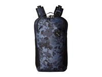 Pacsafe Vibe 20 Anti Theft 20L Backpack Grey Camo Backpack Bags Multi