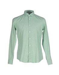 At.P. Co At.P.Co Shirts Shirts Men Light Green