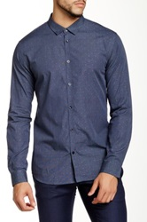 Billtornade Martin Shirt Blue