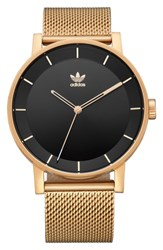 Adidas District Milanese Bracelet Watch 40Mm